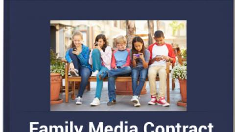 Family Media Contracts